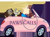 Paws Calls logo