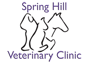 Spring Hill Veterinary Clinic logo