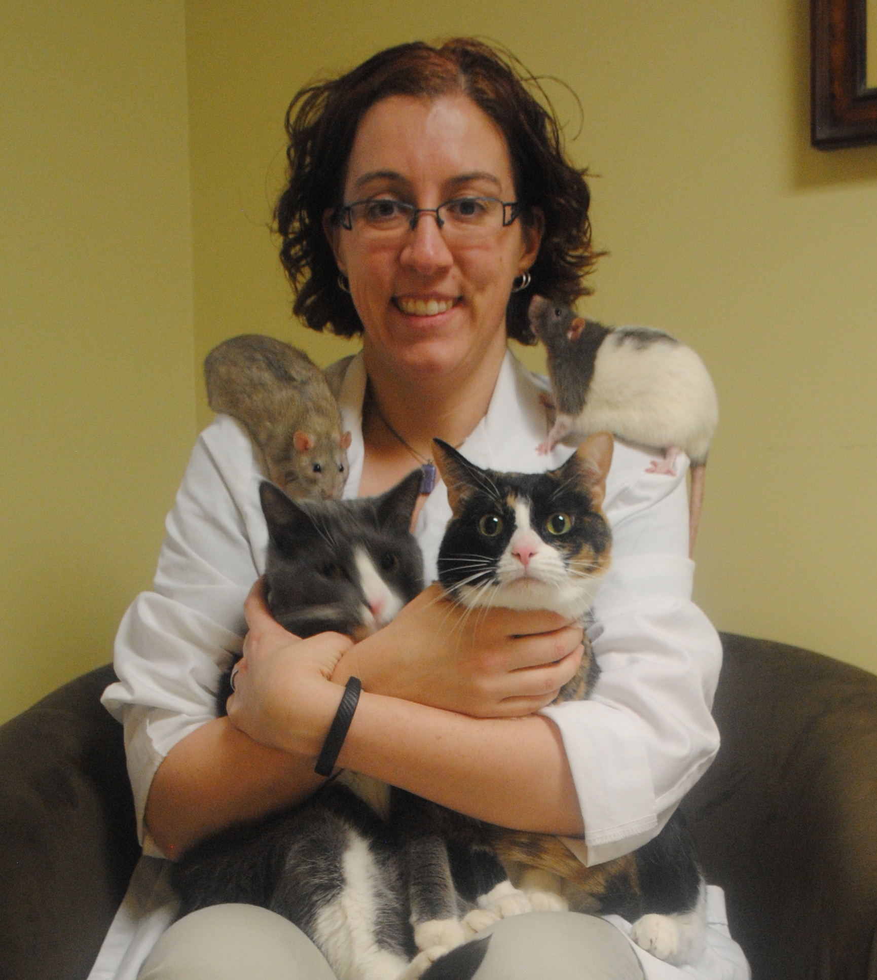 Kensington Bird and Animal Hospital, Veterinarians and Staff