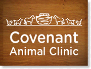 Covenant Animal Clinic logo