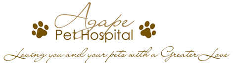 Agape Pet Hospital logo