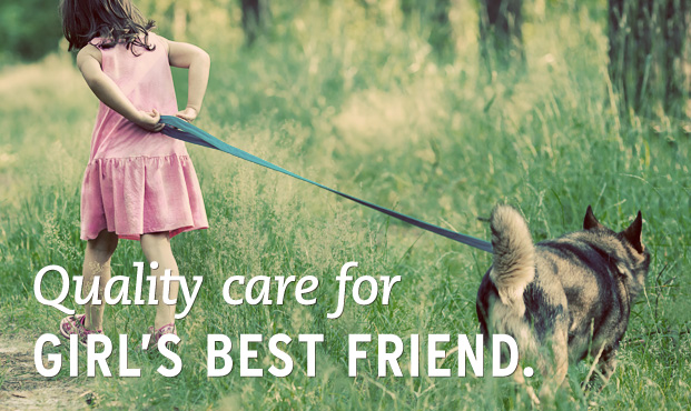 Quality Care for Girls Best Friend