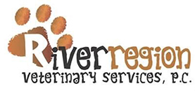 River Region Veterinary Services logo