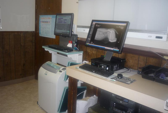 Our Digital Radiography Machine