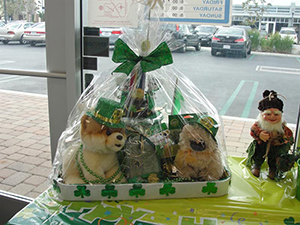 St. Patty's Basket