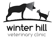 Winter Hill Veterinary Clinic logo