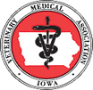 Iowa Veterinary Medical Association logo
