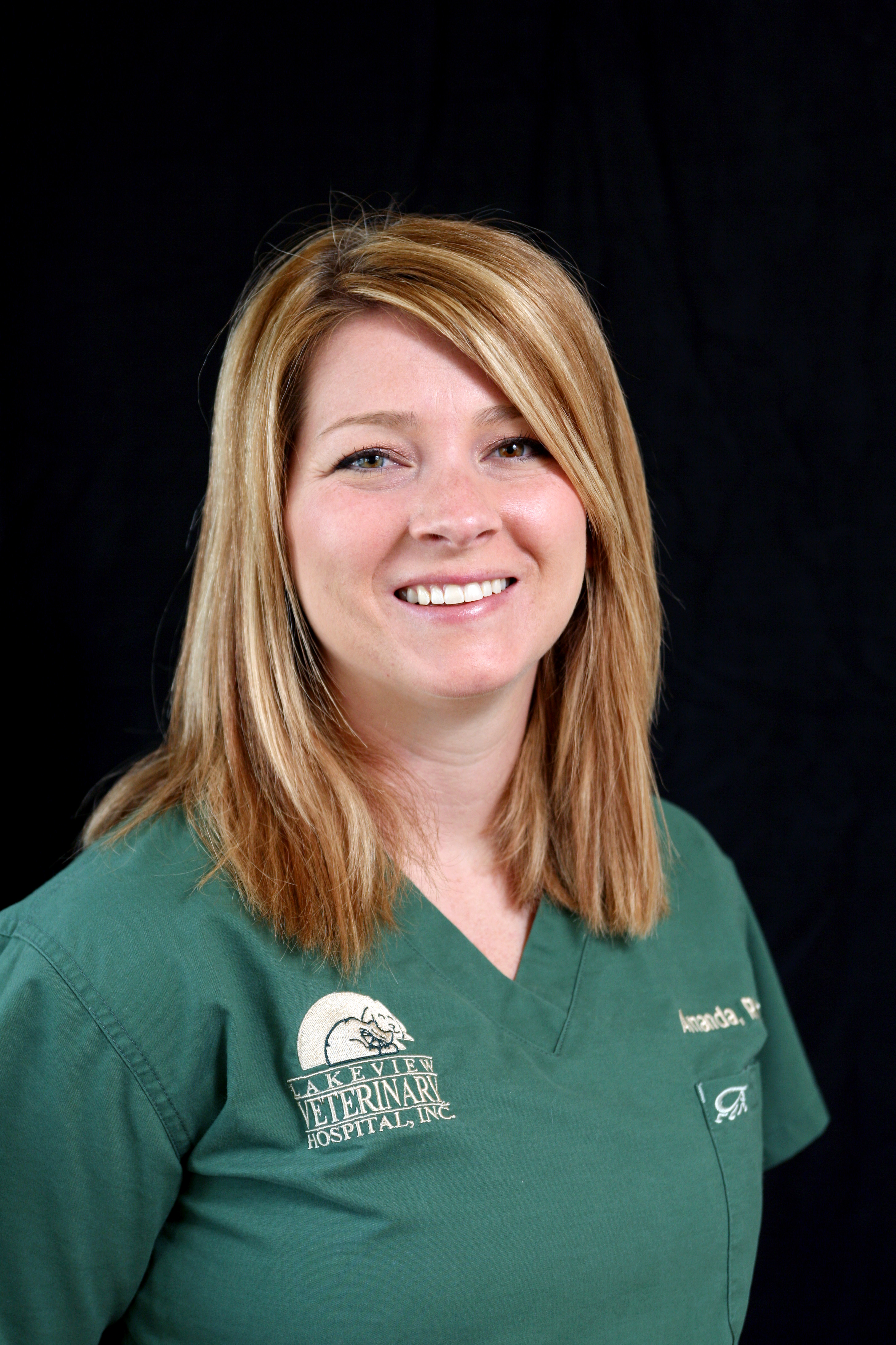 Amanda Pizzo, Registered Veterinary Technician