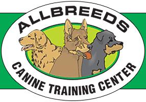 AllBreeds Canine Training Center logo