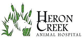 Heron Creek Animal Hospital logo