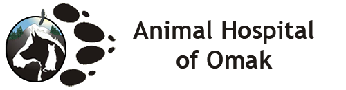 Animal Hospital of Omak logo