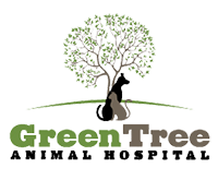 Green Tree Animal Hospital logo