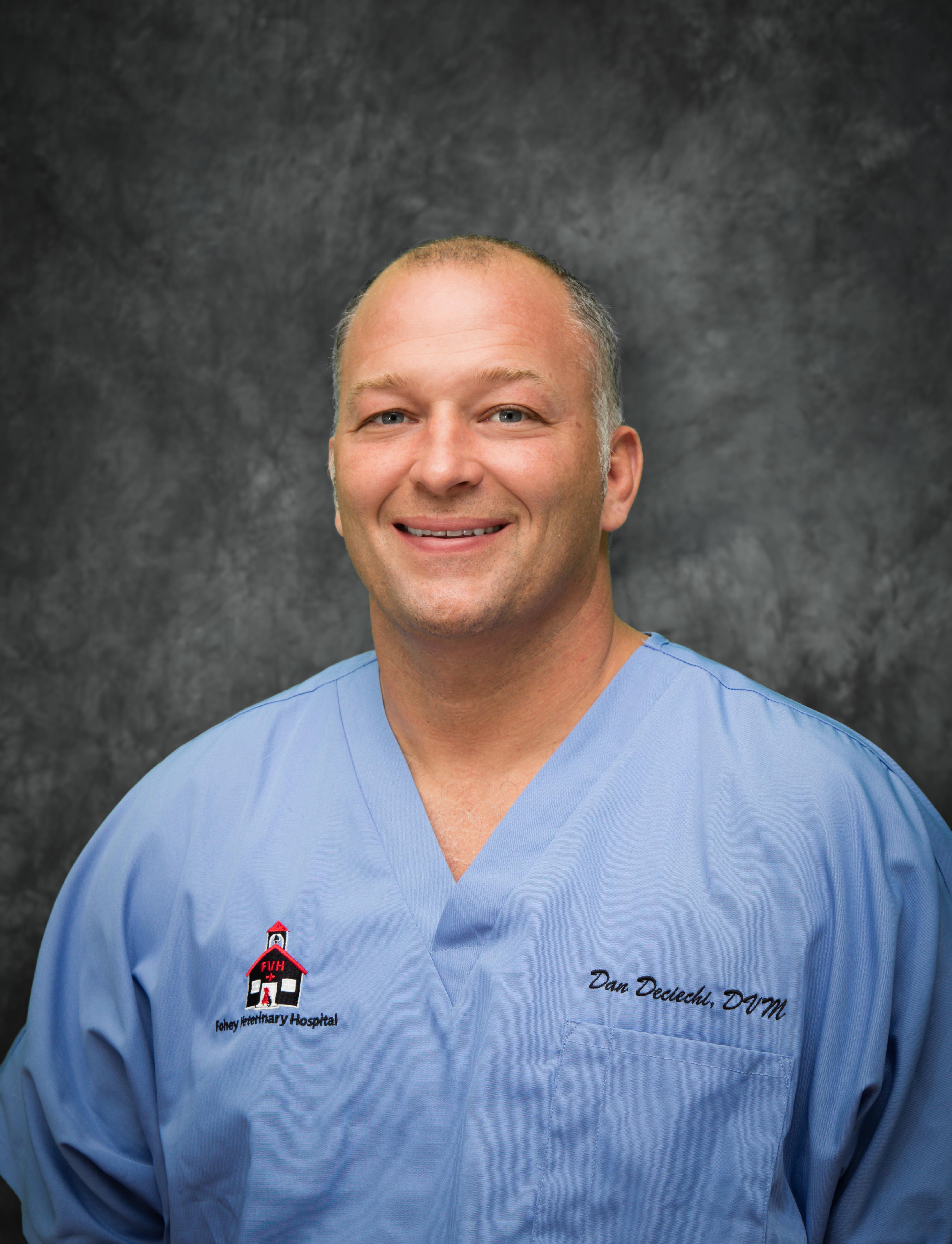 Dr. Dan Deciechi Fohey Vet Hospital