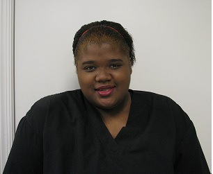 Akeema Stewart - Veterinary Assistant