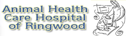 Animal Health Care Hospital Of Ringwood