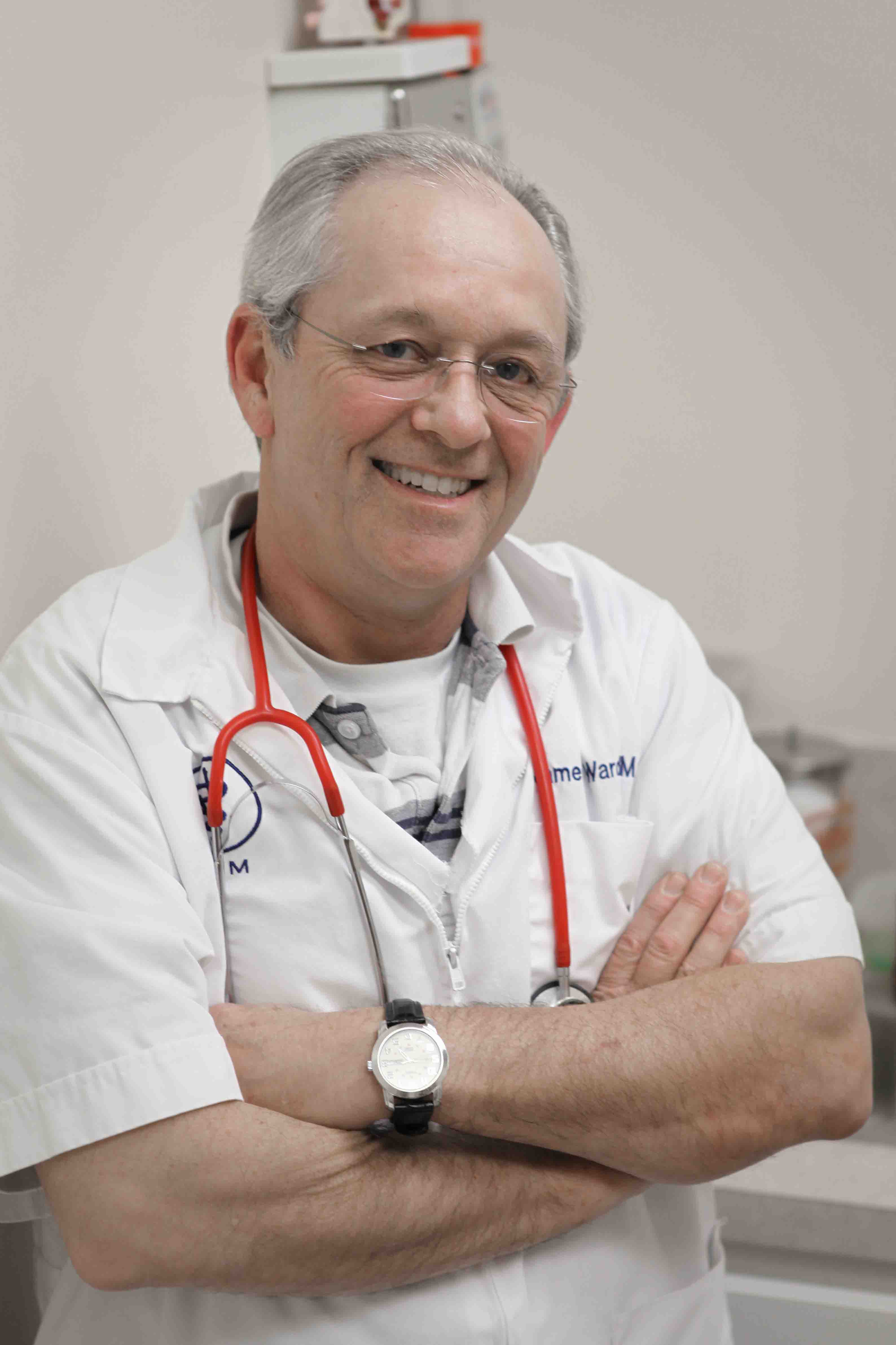 Dr. James Ward, DVM