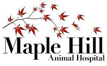 Maple Hill Animal Hospital logo