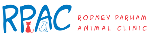 Rodney Parham Animal Clinic logo