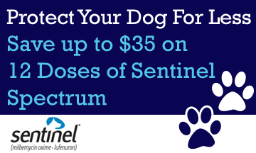 Save up to $35 on Sentinel