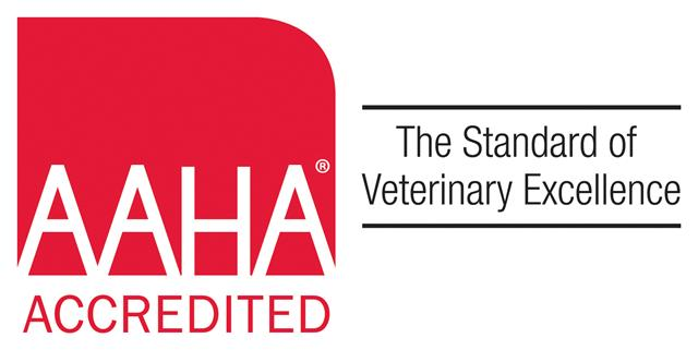 Island Animal Hospital is an AAHA Accredited Veterinary Hospital