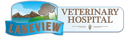 Lakeview Veterinary Hospital logo