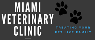 Miami Veterinary Clinic logo