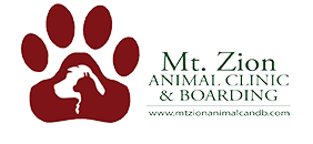 Mt. Zion Animal Clinic & Boarding logo