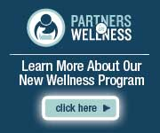 Partners in wellness logo