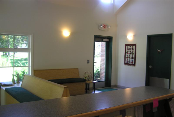 Our Lobby and Waiting Room