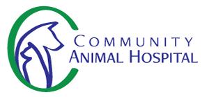 Community Animal Hospital Logo