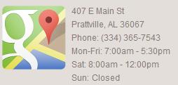407 E Main Street, Prattville, AL 36067
