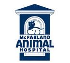 McFarland Animal Hospital logo