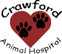Crawford Animal Hospital logo
