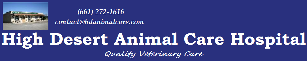 High Desert Animal Care Hospital