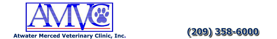 Atwater Merced Veterinary Clinic, Inc logo, (209) 358-6000