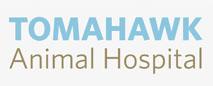 Tomahawk Animal Hospital logo