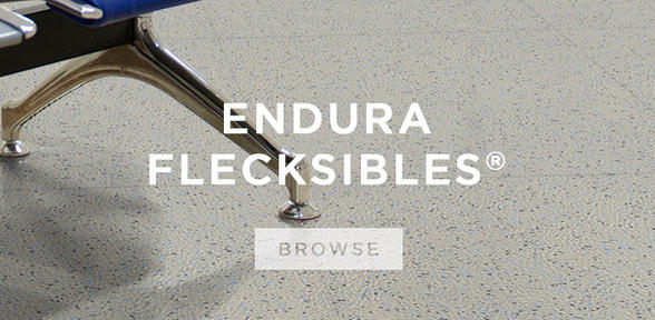 Endura Flecksibles Rubber Tile