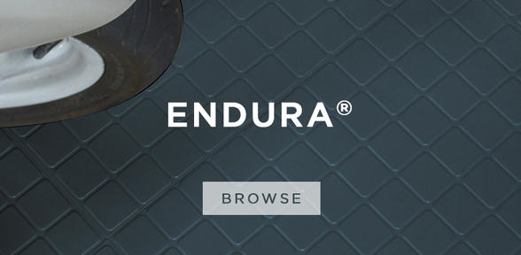 Endura Solid Color Rubber Tile
