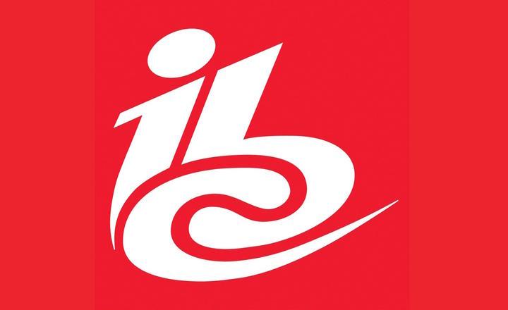 Ibc logo white