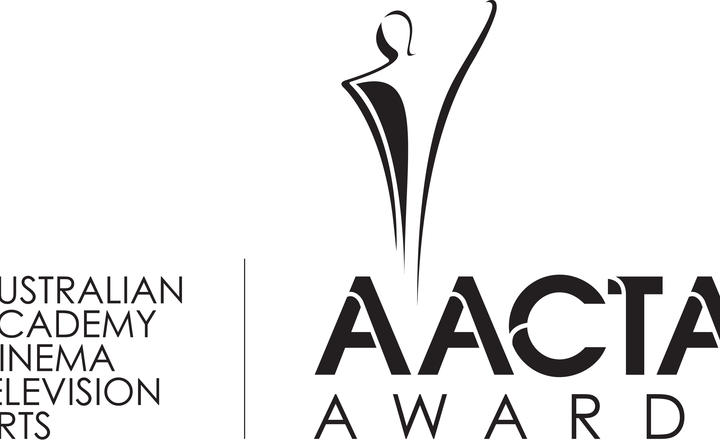 Logo   aacta awards logo black