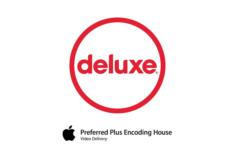 Deluxe apple preferred plus encoding house