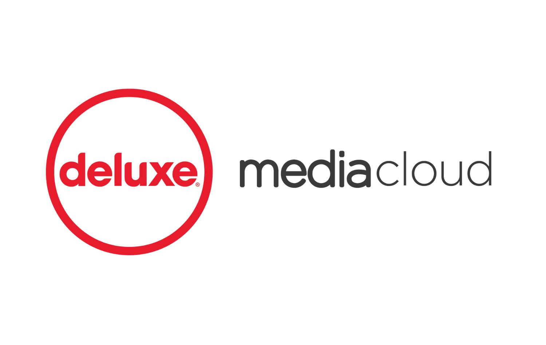 Deluxe mediacloud circle redblack