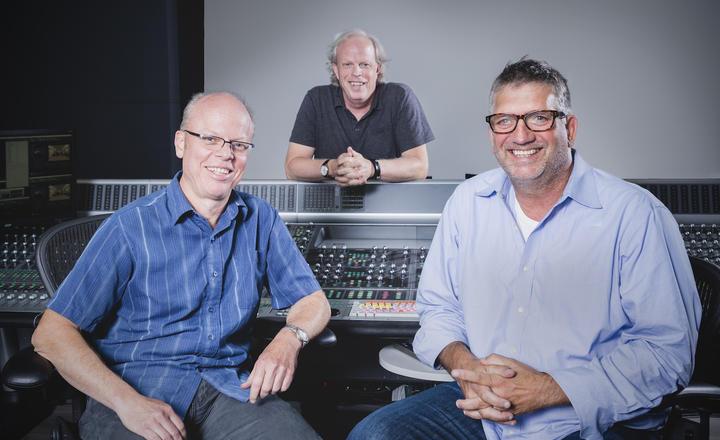 Toronto sound team