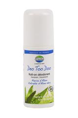 Desodorante Roll-on de Aloe y Alumbre