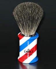 Brocha de Afeitar Barber Pole