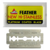Feather-double-edge-razor-blades