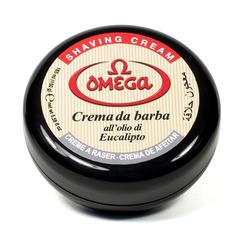 NUEVA FORMULA: Jabon de Afeitar en tazon Omega