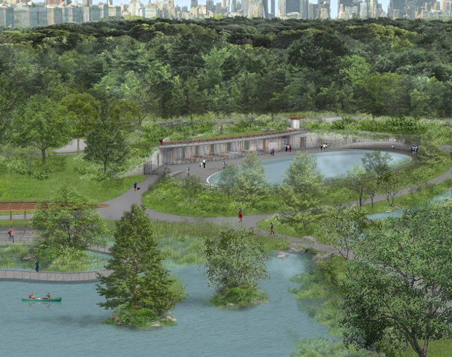 Harlem Meer Project