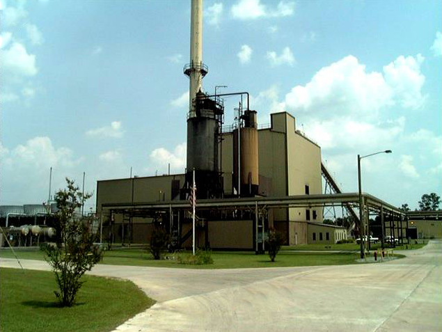 Cotal Carolina Power Plant Image