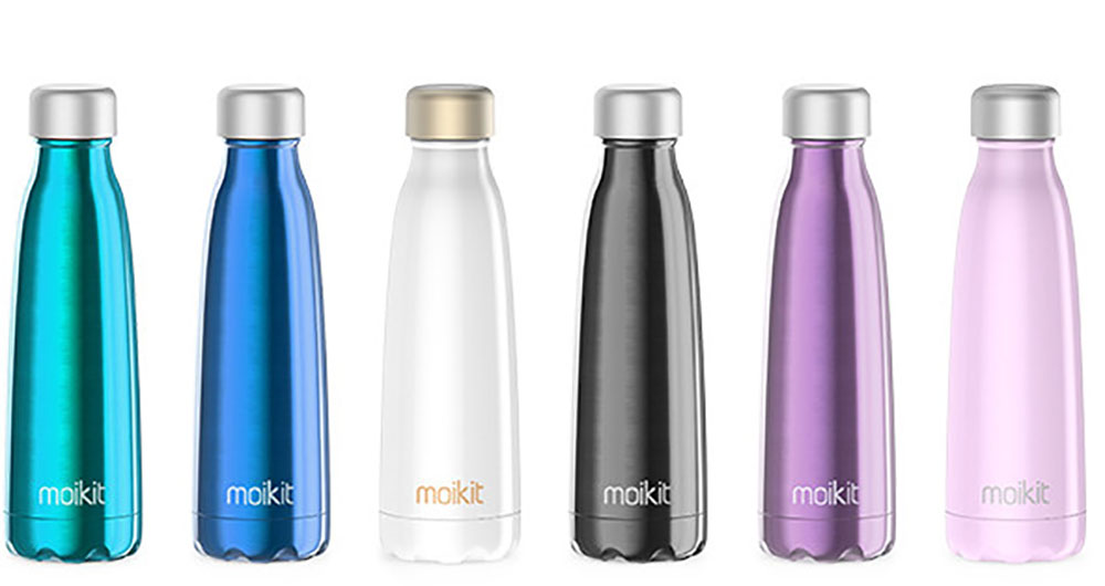 Smart Water Bottle: Seed